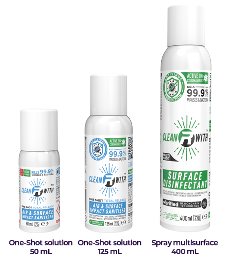 Produits CleanRwith